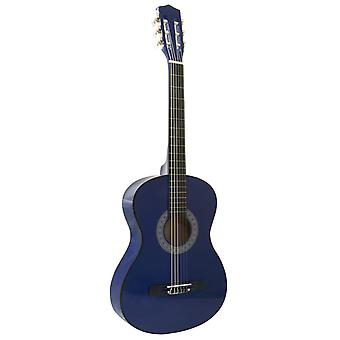 Tiger 1/4 Size Classical Guitar Pack - Blue