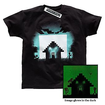 SURVIVAL Adult Minecraft T-Shirt Size X-LARGE
