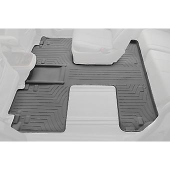 WeatherTech Rear FloorLiner for Select Toyota Sienna Models (Gray)