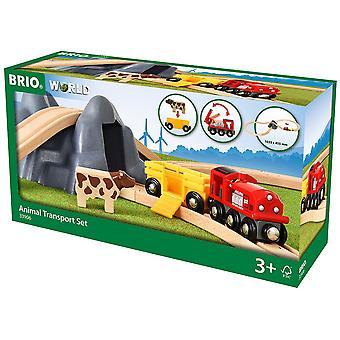 Brio 33906 Animal Transport Set