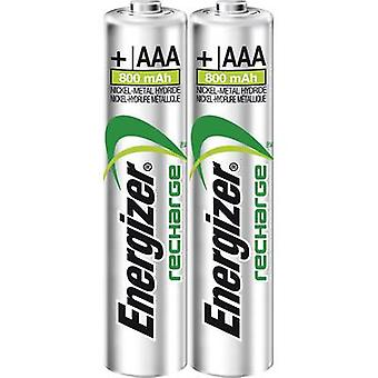AAA battery (rechargeable) NiMH Energizer Extreme HR03 800 mAh 1.2 V 2 pc(s)