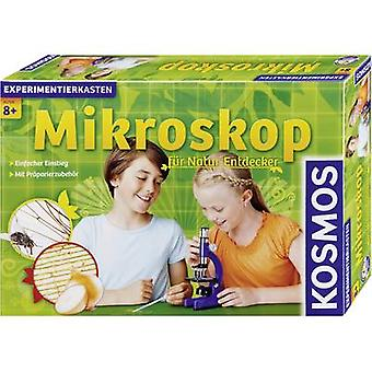 Science kit Kosmos Mikroskop für Natur-Entdecker 635213 8 years