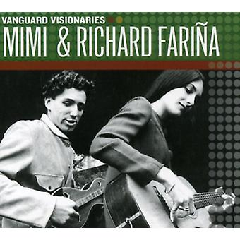 Mimi Farina & Richard - Vanguard Visionaries [CD] USA import