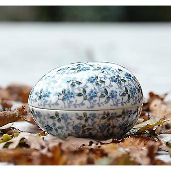 Casella J-1648 come uovo, 13 x 10 x 10 cm, estate vento - BSN
