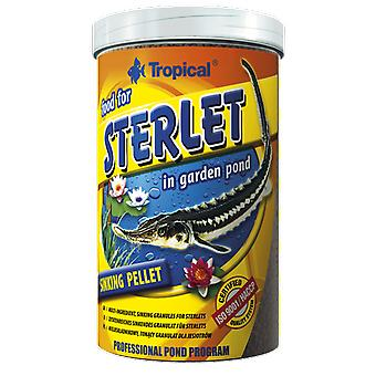 Tropical 41035 Alimento Para Esturiones 1000 ml (Fish , Food , Warm Water)