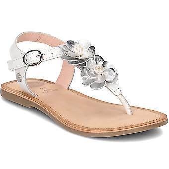Gioseppo 43899 43899WHITESILVER universal  kids shoes