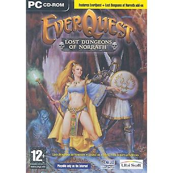 EverQuest Lost Dungeons of Norrath Expansion Pack