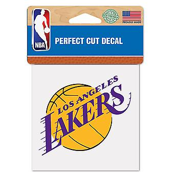 Wincraft decal 10x10cm - NBA Los Angeles Lakers