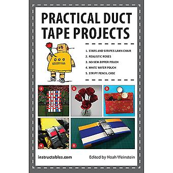Skyhorse Publishing-Practical Duct Tape Projects