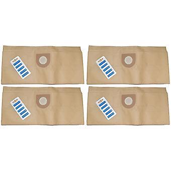 VAX-Kanister Staubsauger Papierstaub Taschen X 20 + Lufterfrischer