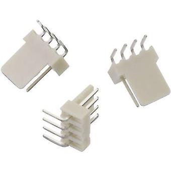 Würth Elektronik integrierte Pin-Streifen (Standard) WR-WTB Gesamtzahl der Stifte 2 Kontakt Abstand: 2,54 mm 61900211021 1 PC