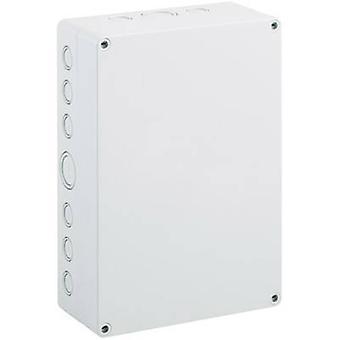 Build-in casing 180 x 254 x 63 Polycarbonate (PC) Light grey Sp