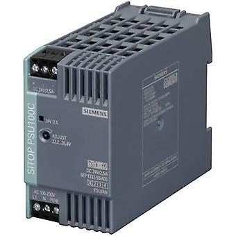 شنت شركة سيمنز ستوب PSU100C 24 V/2,5