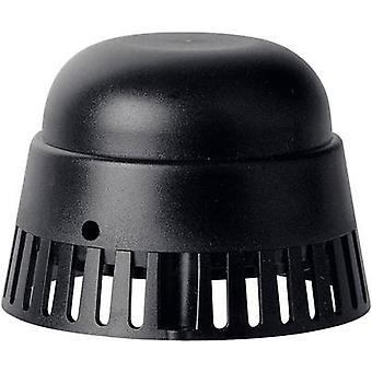 Buzzer Werma Signaltechnik 127.000.75 Non-stop acoustic signal, Acoustic pulse 24 V AC, 24 Vdc 92 dB