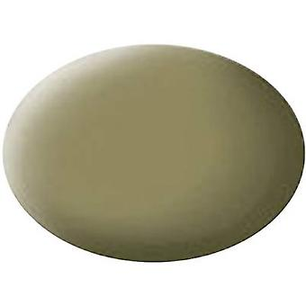 Enamel paint Revell Khaki-brown (matt) 86 Can 14 m