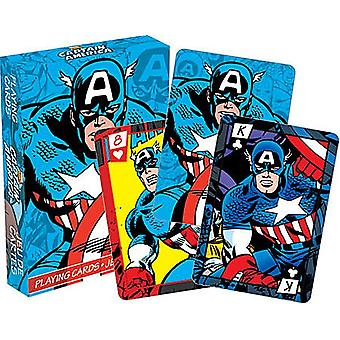 Mighty Thor Marvel Set Of Playing Cards (52280)