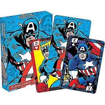 Mighty Thor Marvel jeu de cartes à jouer (52280)