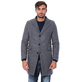 Coat grey Lavagna Trussardi Collection Man