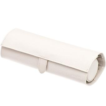 Davidt's jewellery rolls jewellery bag white travel case for jewelry