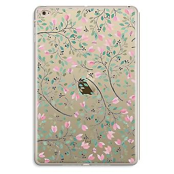 iPad Mini 4 Transparent Case (Soft) - Dainty flowers