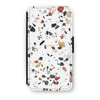 iPhone Case Flip XS - Terrazzo N ° 4