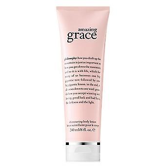 Philosophy Amazing Grace Shimmering Body Lotion 8oz / 240ml