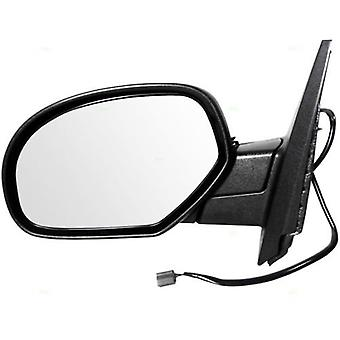 TYC 2150042 Chevrolet/GMC Driver Side Power Heated Replacement Mirror