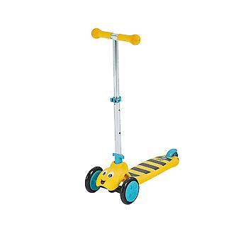 Mookie Toys Scootiebug Bumble Bee Scooter Yellow Ages 2-5 Years