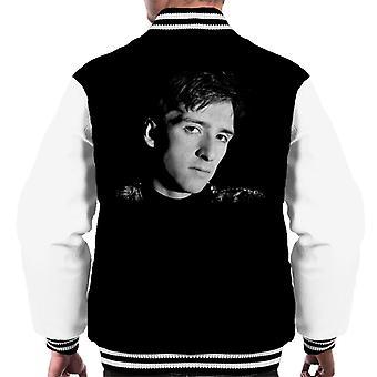 Johnny Marr Portrait The Smiths Men's Varsity Jacket