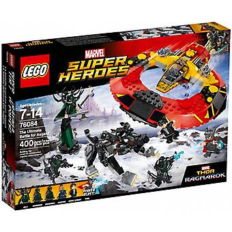 LEGO 76084 finale battle for Asgard
