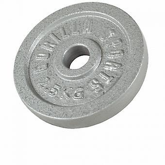 Poids disque en fonte 2,5 Kg