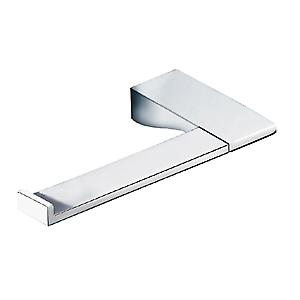 Gedy Glamour Open Toilet Roll Holder Chrome 5724 13