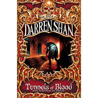 Tunnels of Blood by Darren Shan - 9780006755142 Book