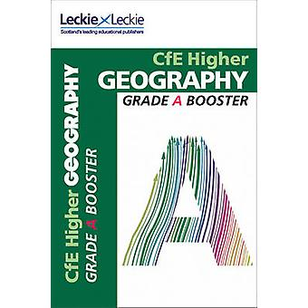 CFE Higher Geography Grade Booster by Carly Smith - Leckie & Leckie -