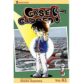 Caso cerrado - Vol.41 por Gosho Aoyama - Gosho Aoyama - 9781421536071 Bo