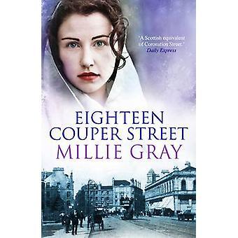 Achttien Couper Street door Millie Gray - 9781845024383 boek