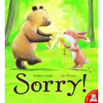 Sorry! by Norbert Landa - Tim Warnes - 9781845068516 Book