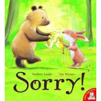 ¡Lo siento! por Norbert Landa - Tim Warnes - 9781845068516 libro