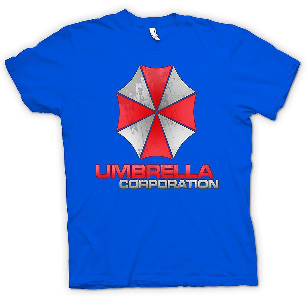 Mens t-shirt-Umberella Corporation