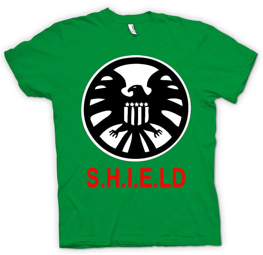 Mens T-shirt - SHIELD Avengers Logo