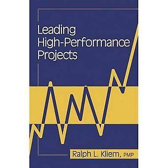 Leading High Performance Projects by Ralph L. Kliem - 9781932159103 B