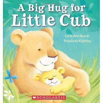 Big Hug for Little Cub