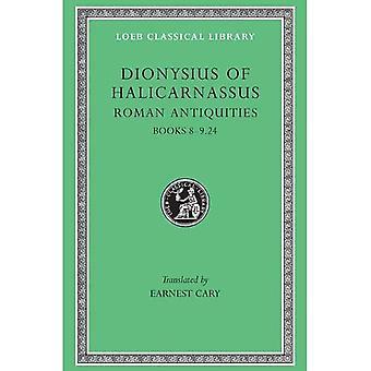 Roman Antiquities: v. 5 (Loeb Classical Library)