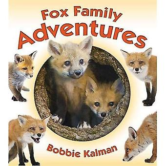 Fox Family Adventures (dierlijke familie Adventures)