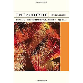 Épica y exilio: frente de novelas del Popular alemán, 1933-1945 (focos)