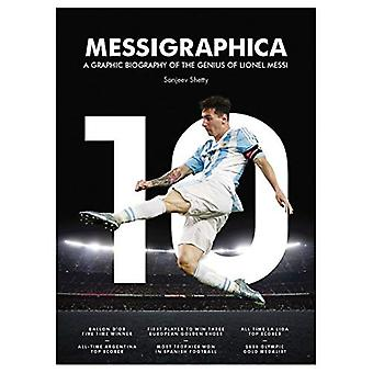 Messigraphica: A Graphic�Biography of the Genius of�Lionel Messi