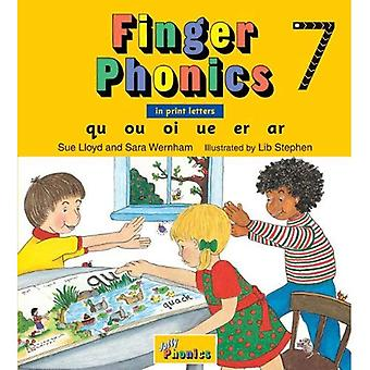 Finger Phonics 7: In Print Letters
