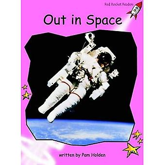 Out in Space: Pre-reading (Red Rocket Readers: Non-fiction Set B)
