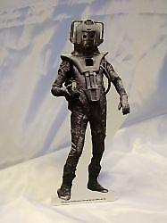 DR Who Cyberman Cardboard Cutout Desktop