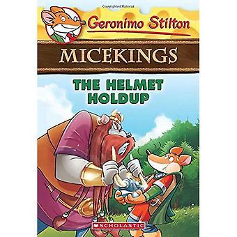 Geronimo Stilton Micekings #6: Hjälm rån